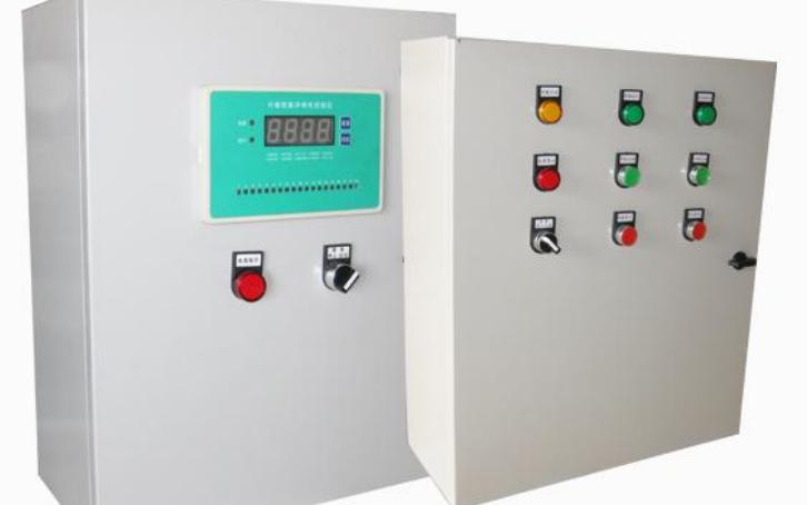 脱硫除尘PLC控制柜